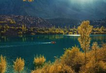 Natural Lakes in Gilgit Baltistan